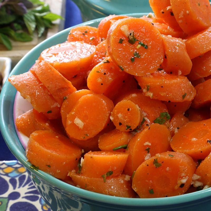 Морковное объедение