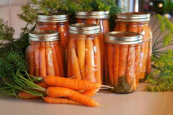 Маринуем морковь на зиму в домашних условиях