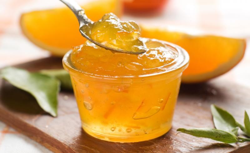Апельсиновый джем в домашних условиях: рецепт с фото пошагово