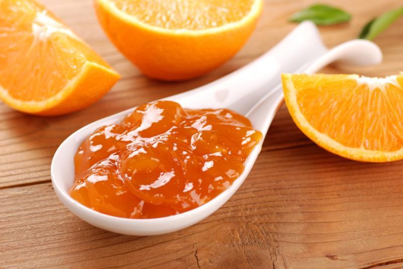 Джем из апельсина