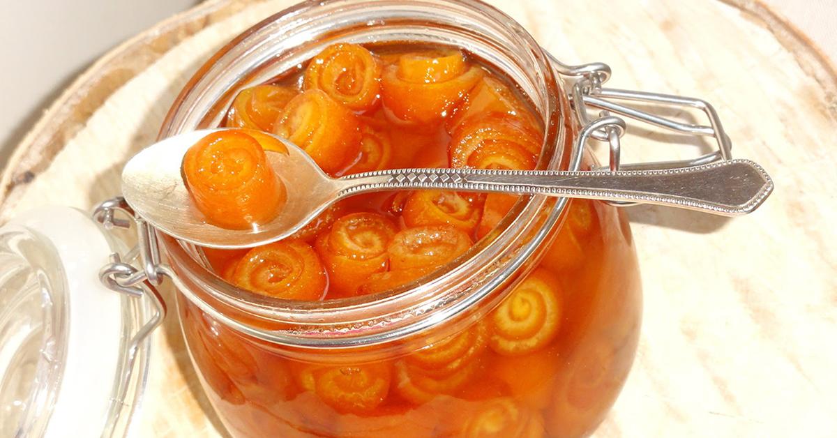Варенье из апельсинов с корками