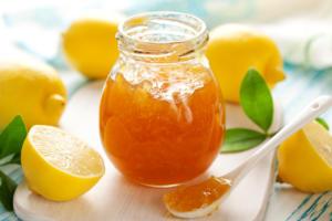 Варенье из лимона с кожурой без варки