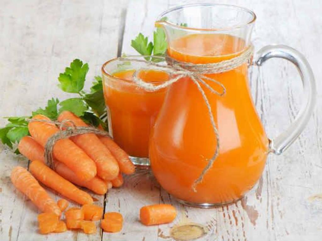 Морковный нектар