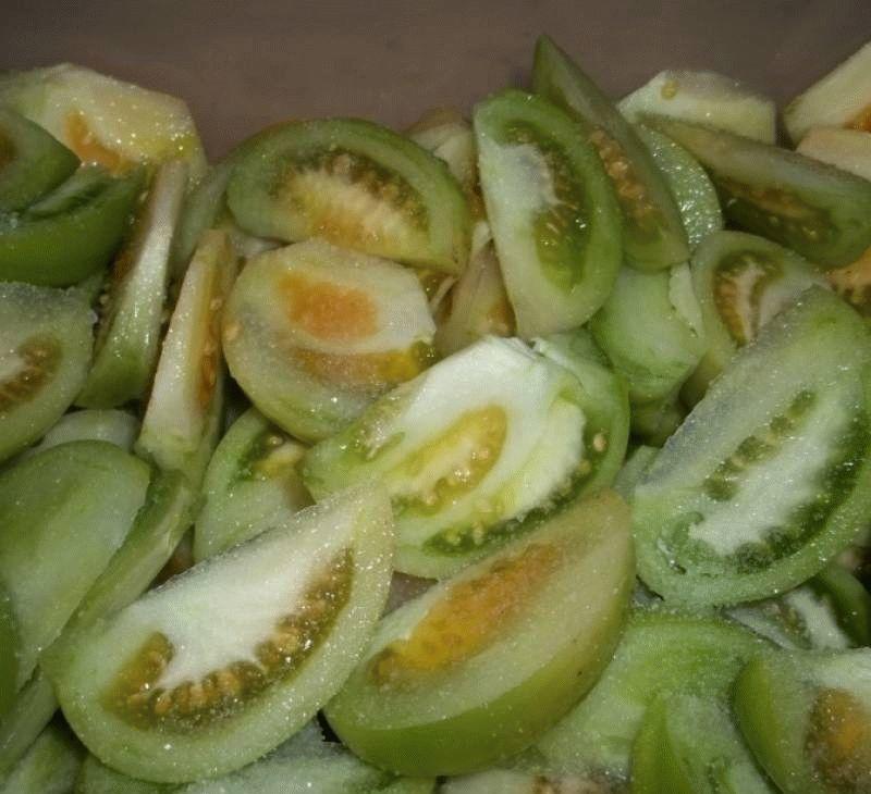 Солёные томаты