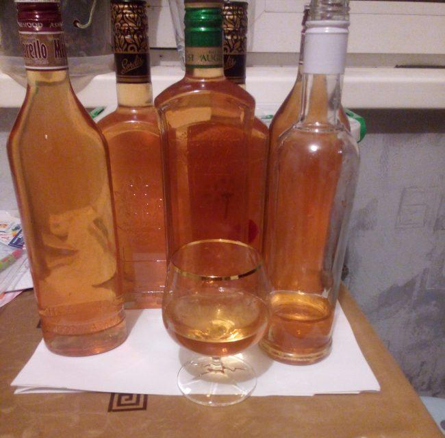 Рябиново-яблочное вино